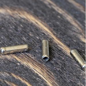 Заглушка для броши, цв. платина, 10x2,5 мм...