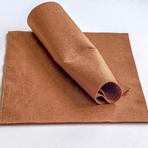 Корейский мягкий Фетр RN-11 коричневый, 1 мм, 33х110 см...