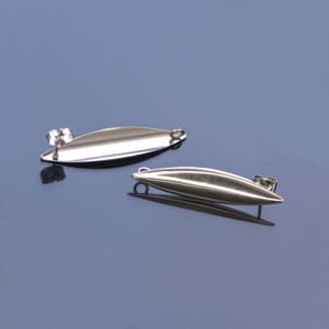 Пуссеты, 304 Stainless Steel, стальной, 39x9.5 мм...