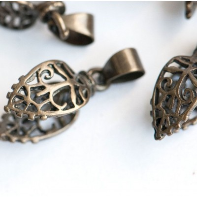 Бейл, античная бронза, 19х8х1 мм