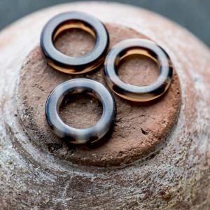 Коннектор, цв. коричневый,  19,5x3 мм...