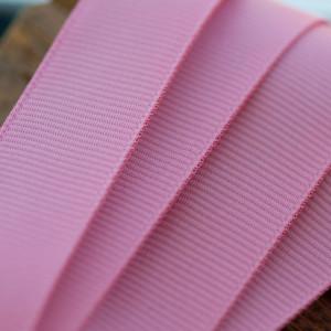 Репсовая лента, темный розовый, ширина 20 мм...