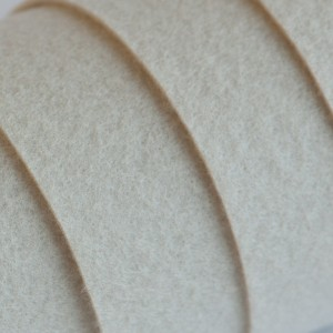 Корейский жесткий фетр цв.805, светло-бежевый, толщина ...