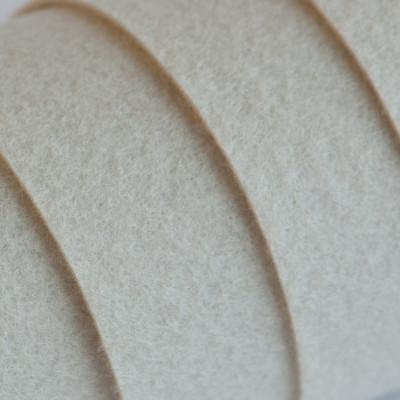 Корейский жесткий фетр цв. 805, светло-бежевый, толщина 1,2 мм, лист 33х110 см