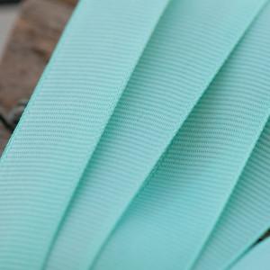 Репсовая лента, светлый бирюзовый, ширина 20 мм...