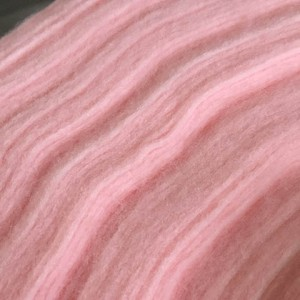 Корейский мягкий Фетр RN-02 светло-розовый, 1 мм, погон...