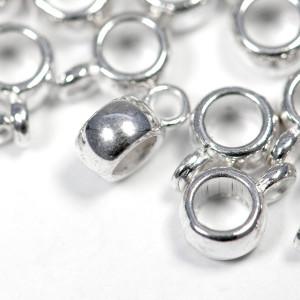 Бейл, серебро, 9x6x4 мм...