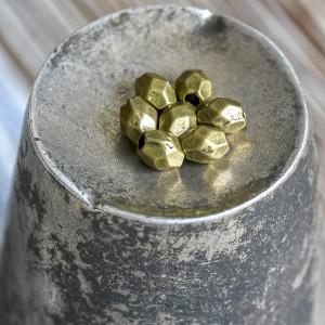 Разделитель для бусин, античная бронза, 4х3.5 мм (50 шт...
