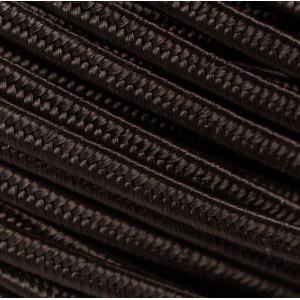 Сутаж, темно-коричневый 3х1 мм (5 м)...