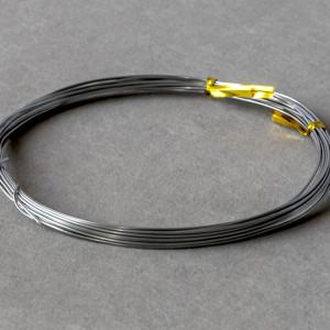 Проволока алюминиевая, цвет серебряный, 0,8 мм, 5 м...