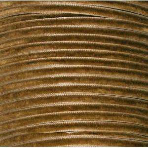 Бархатная лента, темно-песочный, ширина 3 мм...