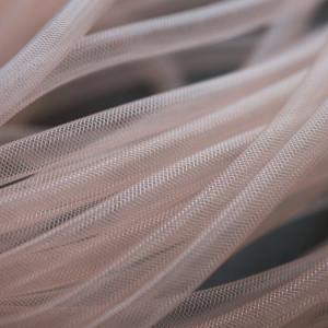 Ювелирная сетка, персиковый, 8 мм...