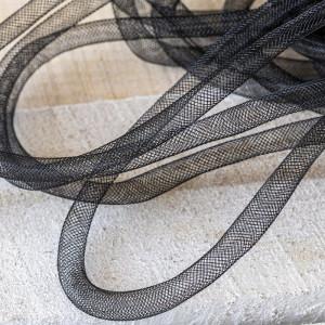 Ювелирная сетка, черный, 10 мм...