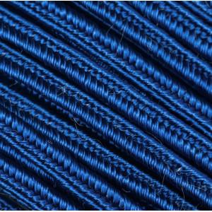 Сутаж, темно-синий, 3х1 мм (5 м)...