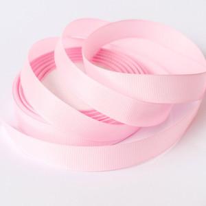 Репсовая лента, розовый, ширина 20 мм...