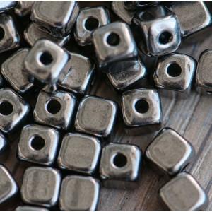 Разделитель для бусин, черный, 4х4х4 мм (20 шт)...