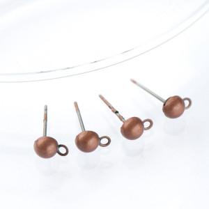 Пуссеты-гвоздики, медь, 12х4,5 мм...