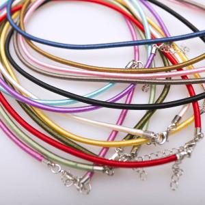 Заготовка для ожерелья, разных цветов, 430х3 мм...