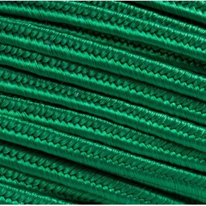 Сутаж, яркий зеленый, 3х1 мм (5 м)...