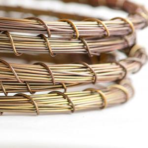 Проволока латунная для Wire Wrap, без покрытия, d 1  мм...