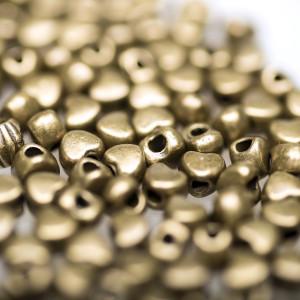 Разделитель для бусин, ант. бронза, 4х3,5 мм (50 шт)...