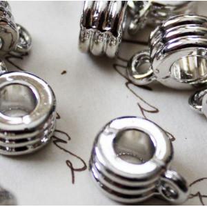 Бейл, серебро, 9х12х4 мм...