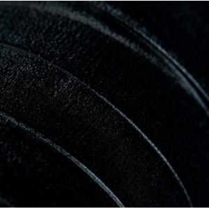 Бархатная лента, черный, ширина 19 мм...