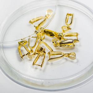 Бейл, золото, 25х9 мм...