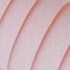 Корейский жесткий фетр цв.827, светло-розовый, толщина ...