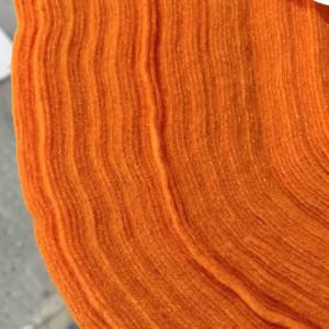 Корейский мягкий Фетр RN-08 оранжевый, 1 мм, 33х110 см...