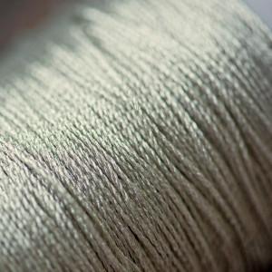 Нейлоновый шнур, серебристый металлик, толщина 0,5 мм...