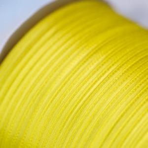 Атласная лента, ярко-желтый, ширина 3 мм...