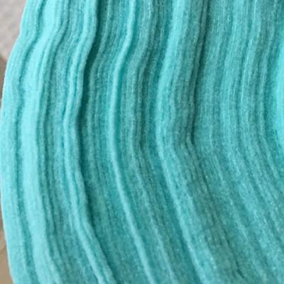 Корейский мягкий Фетр RN-30 светло-бирюзовый, 1 мм, 28х33 см