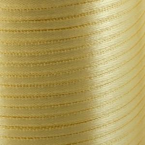 Атласная лента, бледно-желтый, ширина 3 мм...