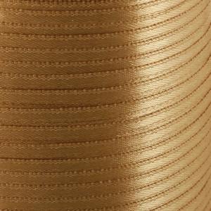Атласная лента, светло-коричневый, ширина 3 мм...