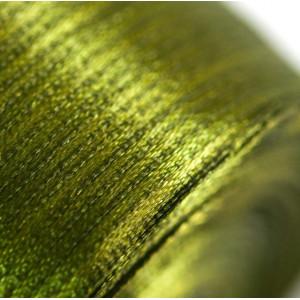 Атласная лента, темно-оливковый, ширина 3 мм...