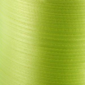 Атласная лента, неоновый желтый, ширина 3 мм...