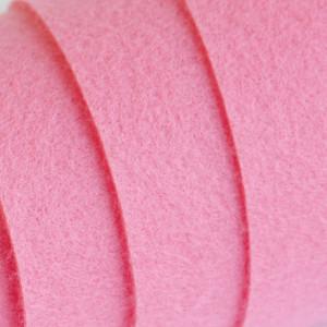 Корейский жесткий фетр цв.829, темно-розовый, толщина 1...