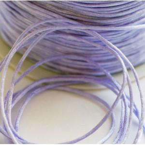 Атласный шнур для кумихимо, лиловый, 1 мм (4 м)...
