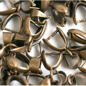 Бейл, античная бронза, 15 мм...