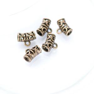 Бейл, античная бронза, 10х12х6 мм...