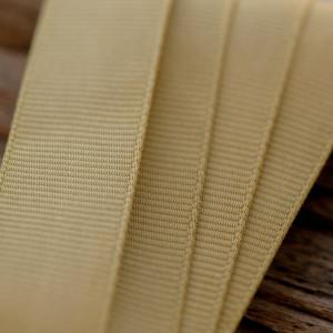 Репсовая лента, горчичный, ширина 20 мм...
