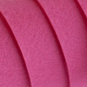 Корейский жесткий фетр цв.830, фуксия, толщина 1,2 мм, ...