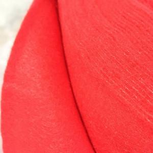 Корейский мягкий Фетр RN-23 красный, 1 мм, 28х33 см...