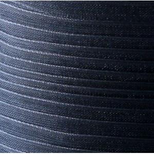 Лента из органзы, грифельно-серый, ширина 3 мм...