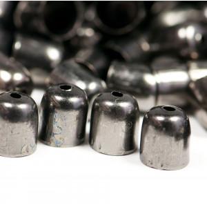 Концевик для шнура, черный, 8x7 мм...