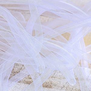 Ювелирная сетка, белый, 10 мм...