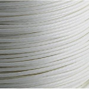 Шнур вощеный синт., белый, 0,5 мм...