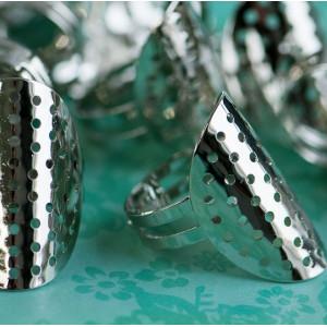 Заготовка для кольца, платина, 17 мм...