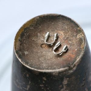Протектор ювелирного тросика, серебро, 5х4х1 мм (10 шт)...